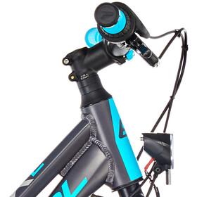 s'cool faXe 20 3-S Børn, darkgrey/blue matt